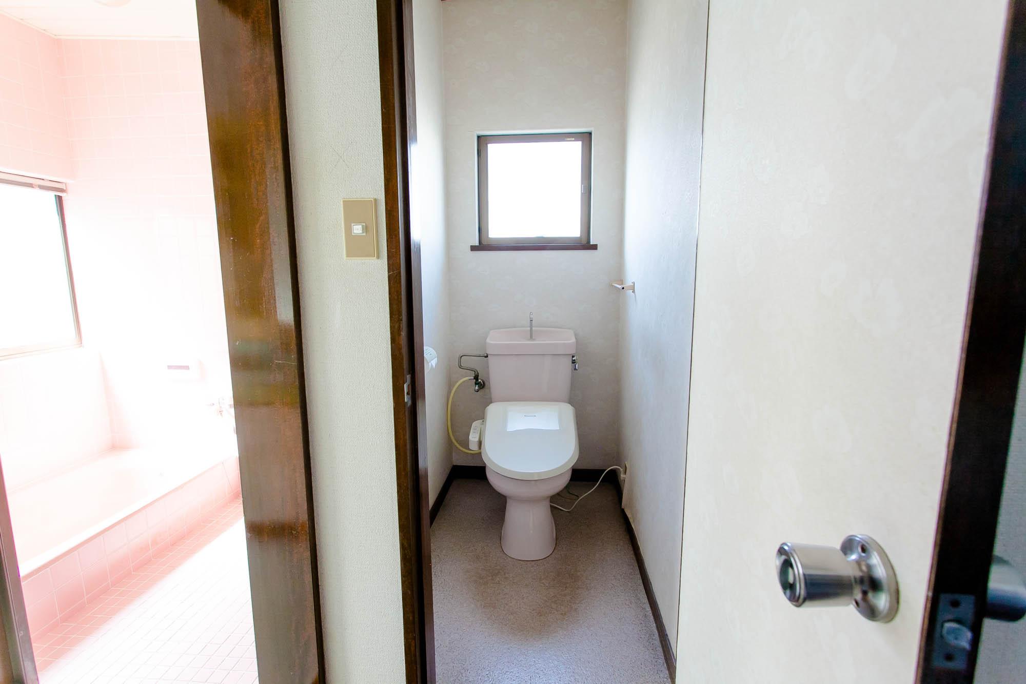 トイレ【ビフォー】